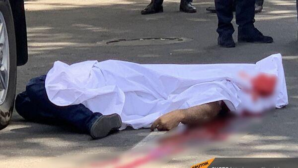 Убийство на улице Абовяна - Sputnik Արմենիա