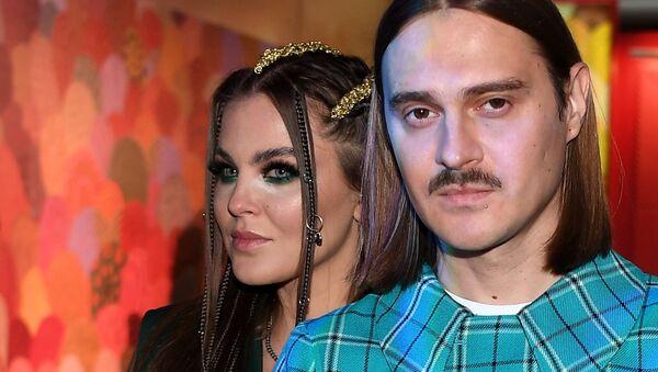 Участники группы Little Big Софья Таюрская и Илья Прусикин - Sputnik Армения