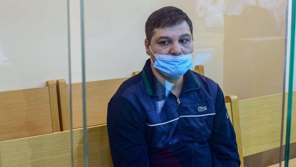 Судебное заседание по делу Вигена Эулджекчяна (8 июня 2021). Баку - Sputnik Армения