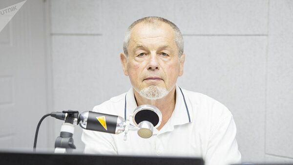 Доктор экономических наук Михаил Пойсик - Sputnik Армения