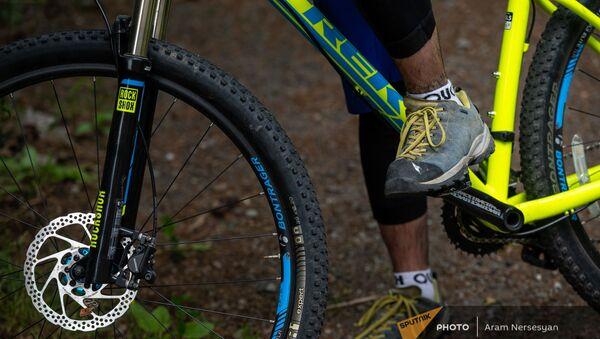Парк для горных велосипедов в Ванадзоре - Sputnik Արմենիա