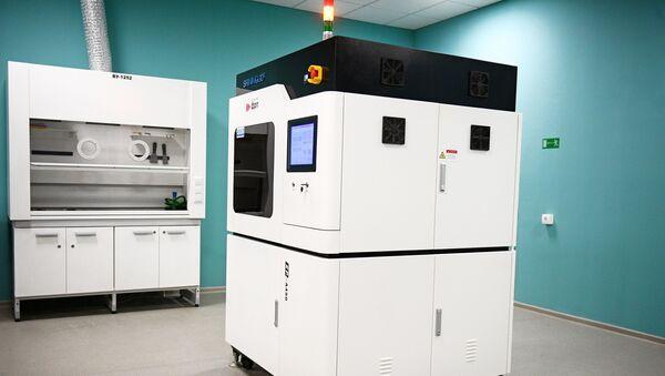 Первый в России центр по 3D-печати комплектующих для проверки микросхем открыли в Ижевске - Sputnik Армения