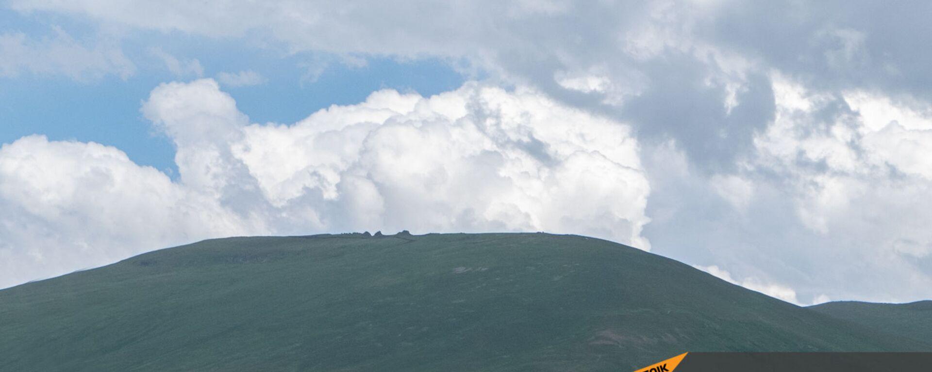 Армянские и азербайджанские позиции на высоте у села Кут - Sputnik Արմենիա, 1920, 28.08.2021