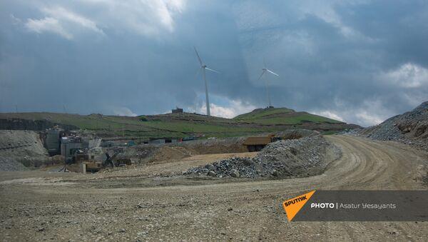 Ветряные электростанции, оказавшиеся в руках Азербайджана - Sputnik Армения