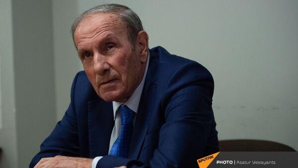 Пресс-конференция лидера Армянского национального Конгресса Левона Тер-Петросяна (10 июня 2021). Еревaн - Sputnik Армения