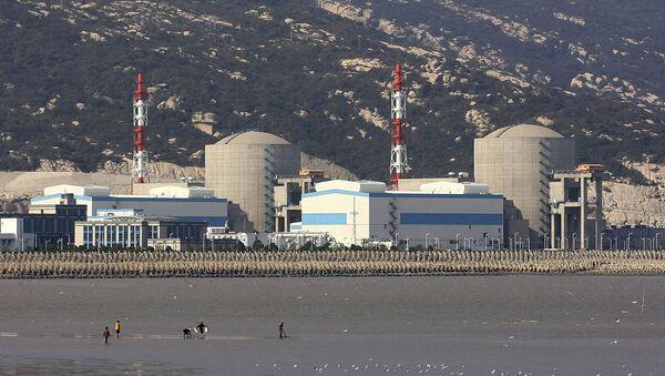 АЭС Тяньвань в Ляньюньгане в провинции Цзянсу на востоке Китая - Sputnik Армения