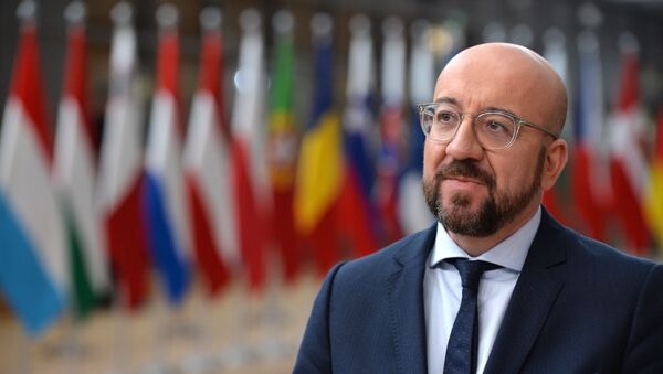 Президент Европейского совета Шарль Мишель - Sputnik Армения
