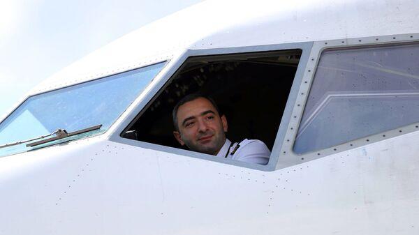 Самолет авиакомпании Armenia приземлился в московском аэропорту Шереметьево - Sputnik Армения