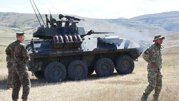 Учения НАТО в Грузии - Sputnik Армения