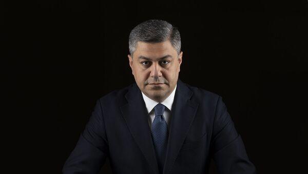 Артур Ванецян  - Sputnik Արմենիա