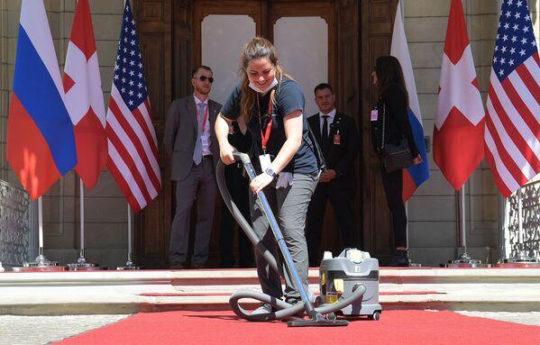 Պատրաստվում են ԱՄՆ–ի և ՌԴ–ի նախագահների հանդիպմանը - Sputnik Արմենիա