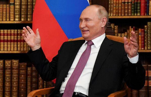Վլադիմիր Պուտին - Sputnik Արմենիա