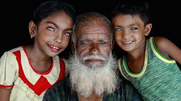Работа бангладешского фотографа Muhammad Amdad Hossain Прекрасные глаза, вошедшая в шорт-лист конкурса имени Андрея Стенина в категории  Портрет. Герой нашего времени, одиночные фотографии - Sputnik Արմենիա
