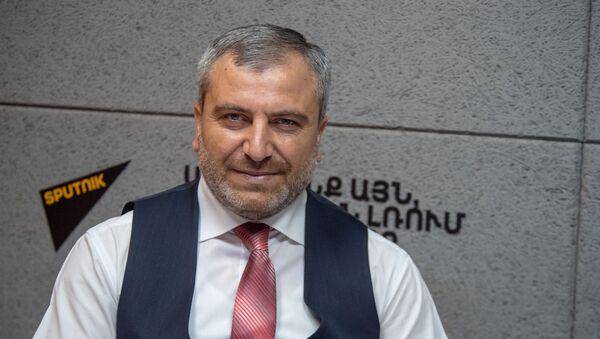 «Արդար Հայաստանը» ձգտում է նոր շունչ հաղորդել քաղաքական դաշտին. Նորիկյան - Sputnik Արմենիա