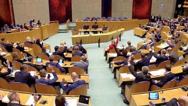 Голландский Парламент - Sputnik Армения