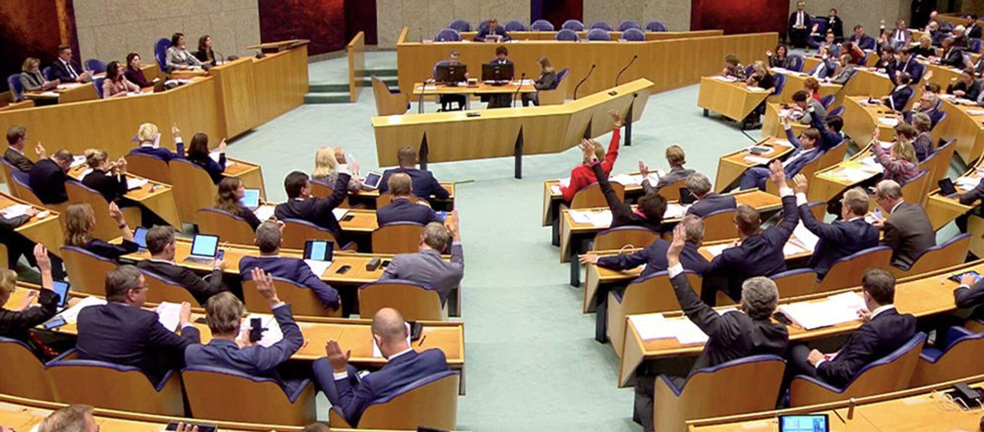 Голландский Парламент - Sputnik Արմենիա, 1920, 17.06.2021