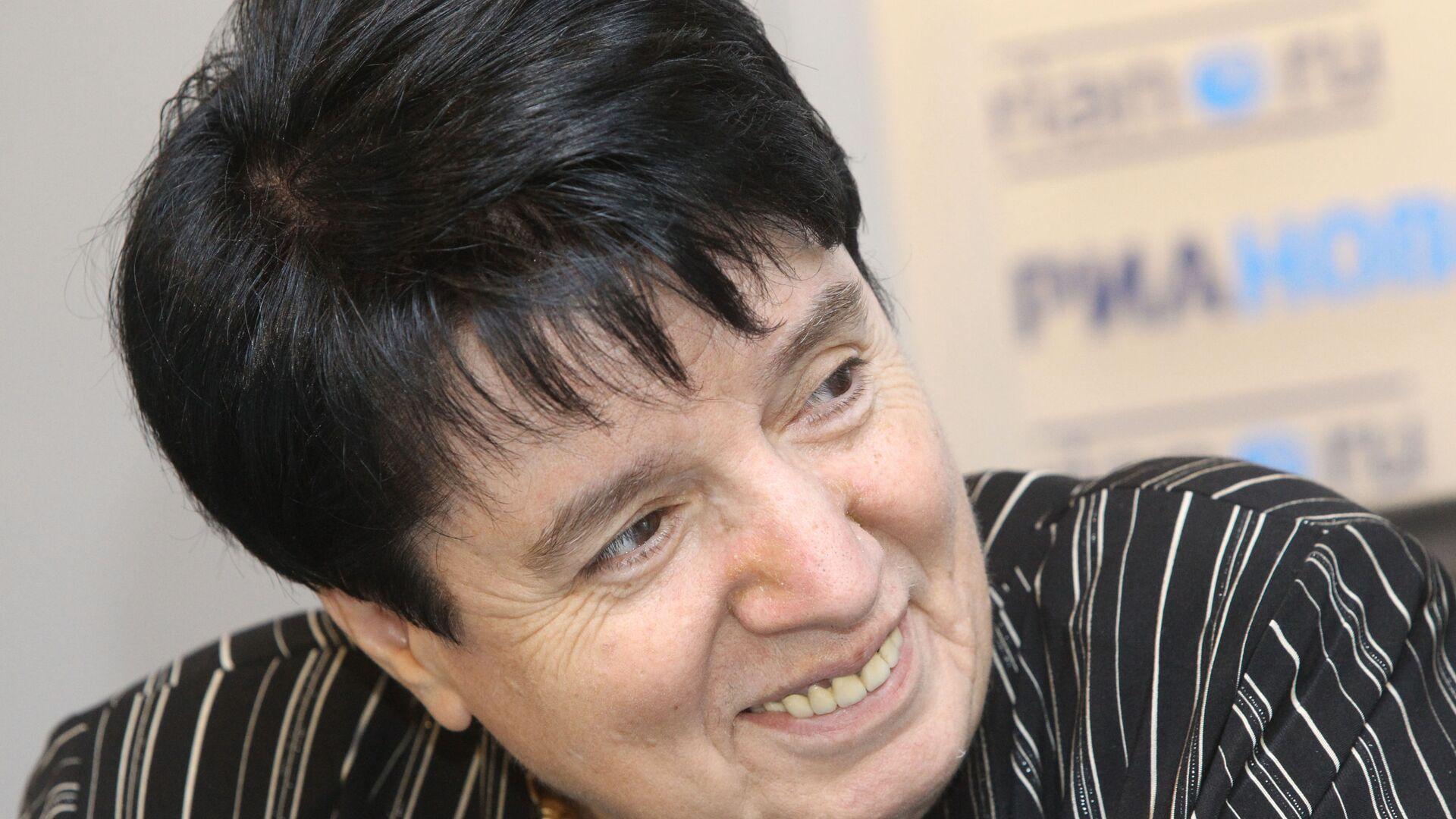 Шахматистка Нона Гаприндашвили - Sputnik Армения, 1920, 17.09.2021