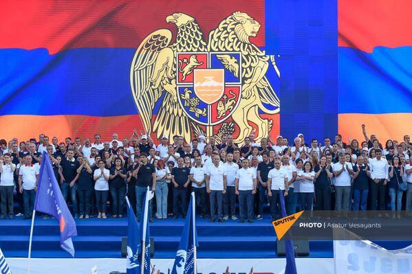 «Հայաստան» դաշինքի թեկնածուները - Sputnik Արմենիա