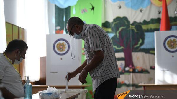Выборы в Армении - Sputnik Армения