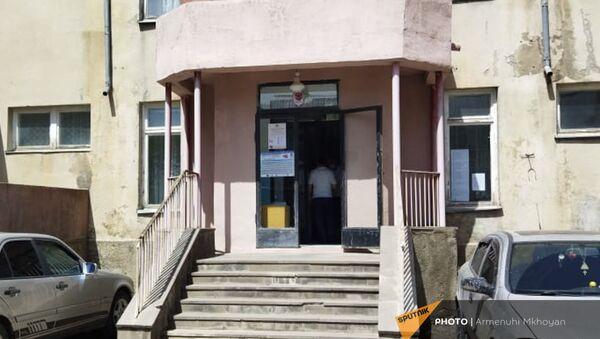 Избирательные участки в Гюмри - Sputnik Армения