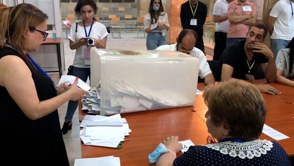 Քվեաթերթիկների հաշվարկ - Sputnik Армения