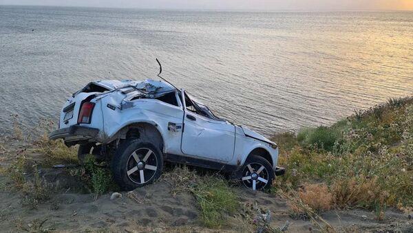 ДТП со смертельным исходом на трассе Цовагюх-Шоржа-Варденис  - Sputnik Армения