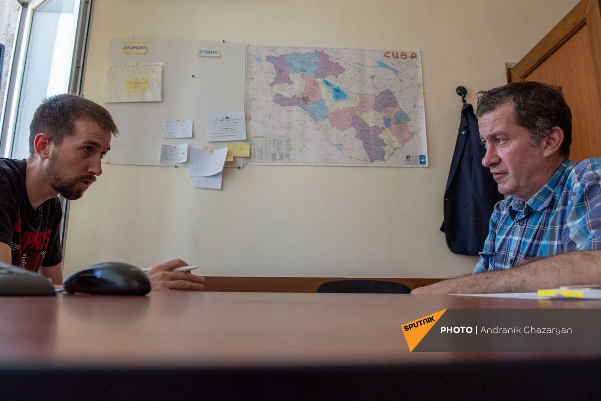 Լենինի նման` «պլոմբած» վագոնով․ Սկակովը խոսել է Սյունիքի «ճանապարհային միջանցքի» մասին - Sputnik Արմենիա, 1920, 24.06.2021