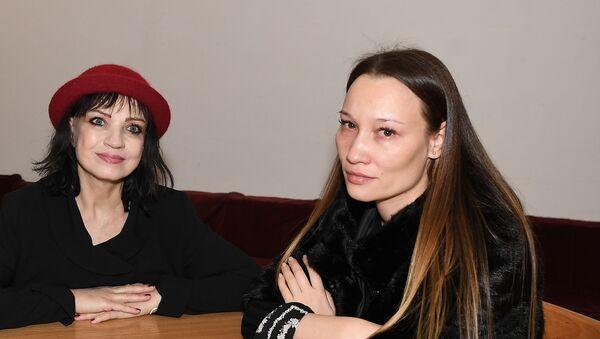 Вдова Бориса Грачевского, актриса Екатерина Белоцерковская - Sputnik Армения
