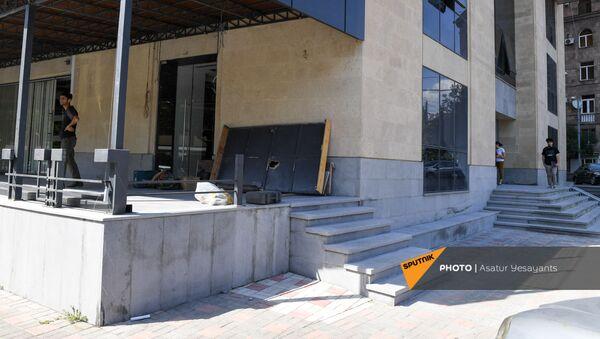 Главный вход в Дом кино - Sputnik Արմենիա