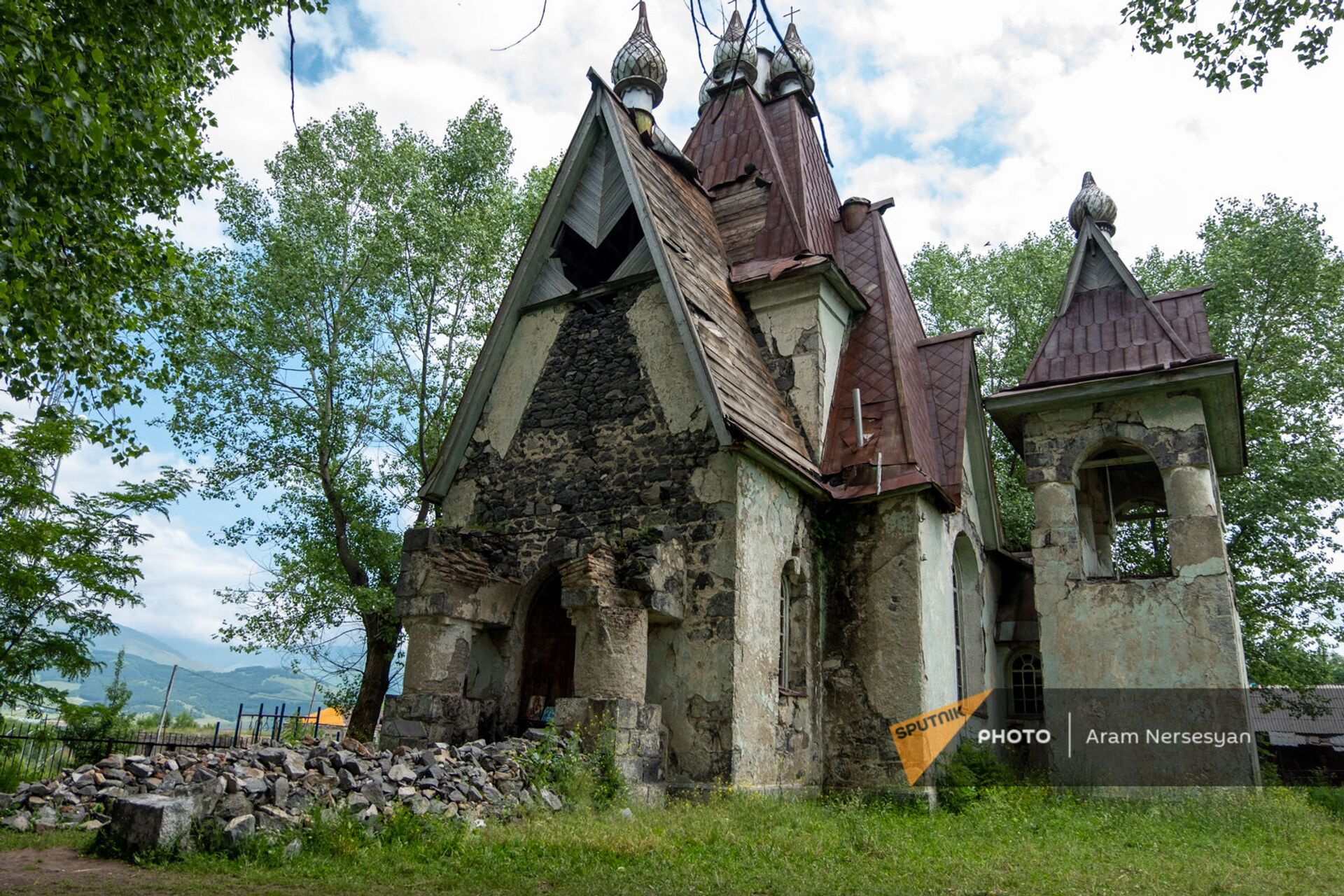 Ուղղափառության մեռնող վկան Լոռիում, կամ ինչի մասին է լռում Հրաշագործի եկեղեցին - Sputnik Արմենիա, 1920, 29.06.2021