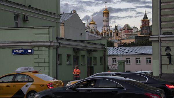 Москва - вид на город - Sputnik Արմենիա