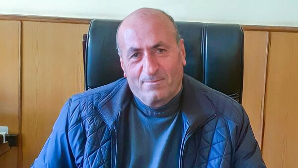 Глава общины Азатан Вардан Икиликян - Sputnik Արմենիա