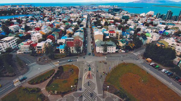 Панорама города Рейкьявик - Sputnik Армения