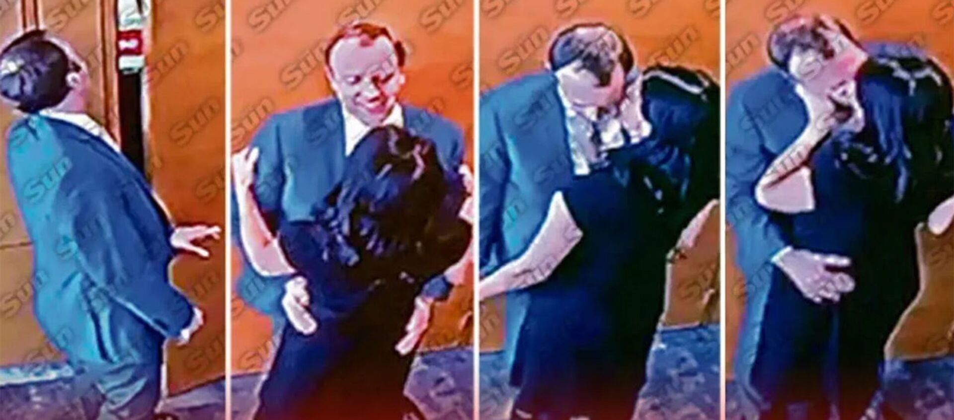 Видео поцелуя Мэтта Хэнкока - Sputnik Արմենիա, 1920, 27.06.2021