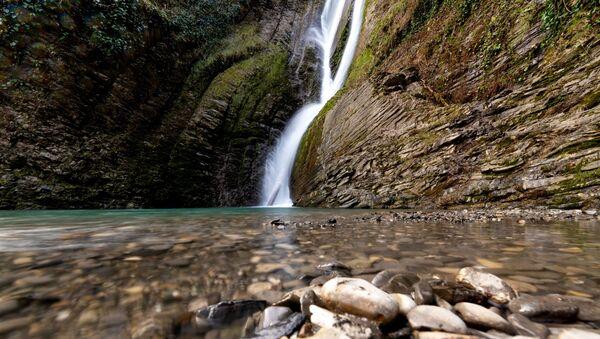 Ореховский водопад в Сочи - Sputnik Армения