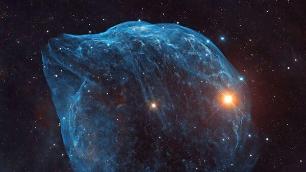 Снимок Dolphin Head Nebula фотографа из Шри-Ланки Yovin Yahathugoda , попавший в шортлист конкурса Royal Observatory's Astronomy Photographer of the Year 13 - Sputnik Армения