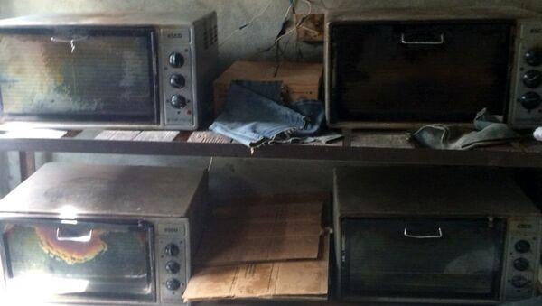 Нарушение санитарных норм в кондитерско-хлебопекарной фабрике частного предпринимателя Азнива Тумбаряна в Араратской области - Sputnik Արմենիա