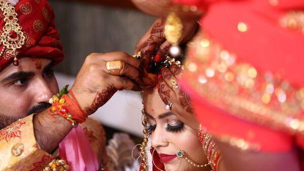 Индийская свадьба - Sputnik Армения