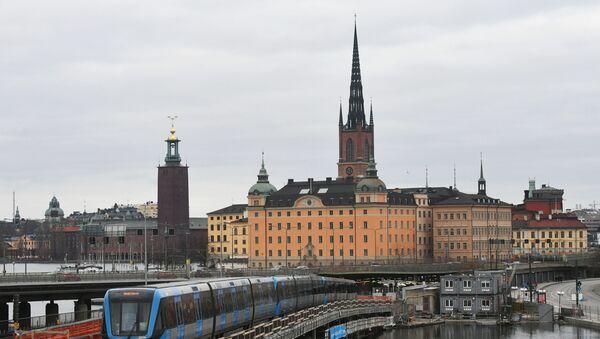Города мира. Стокгольм - Sputnik Армения