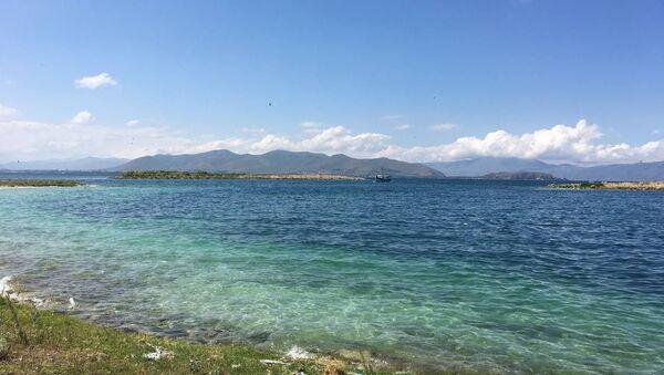 Берег Норашена на озере Севан - Sputnik Армения