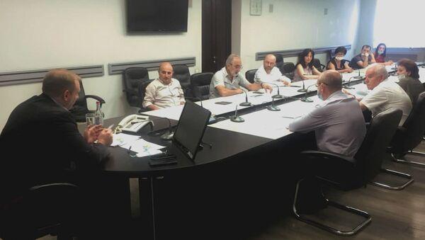 ЮКЖД обсуждает возможности развития сотрудничества с армянскими туристическими компаниями - Sputnik Արմենիա