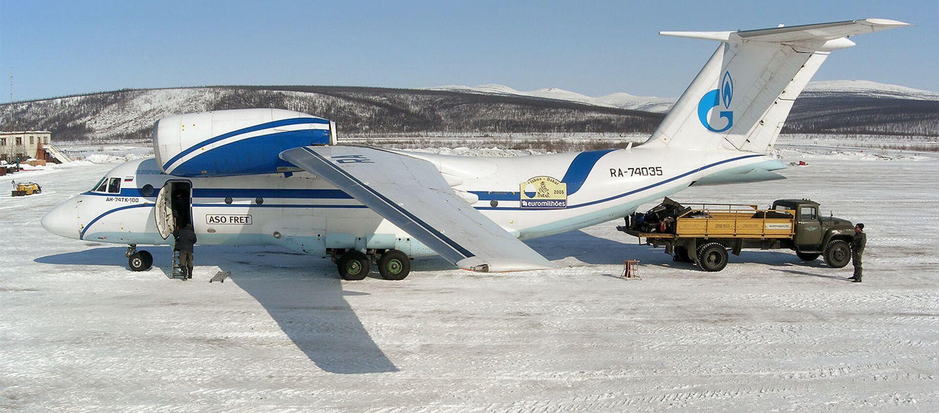 Пассажирский самолет Ан-26  - Sputnik Армения, 1920, 09.07.2021
