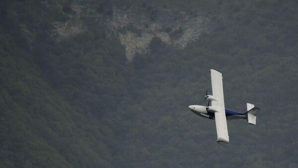 Легкомоторный самолет - Sputnik Армения