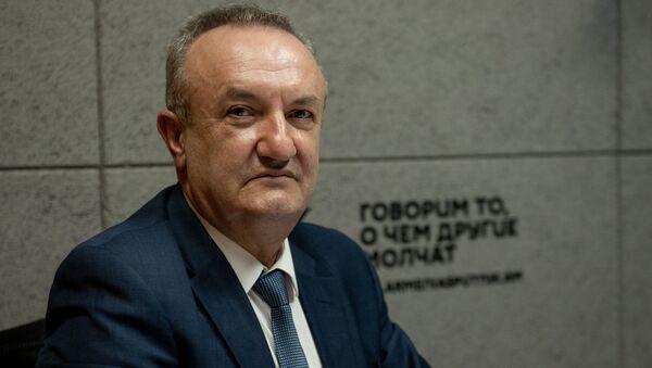 И.о. министра ОНКС Ваграм Думанян в гостях радио Sputnik - Sputnik Արմենիա