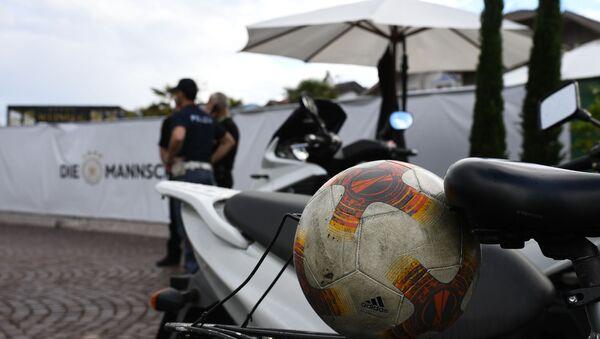 База сборной Германии по футболу в итальянском Эппане - Sputnik Армения