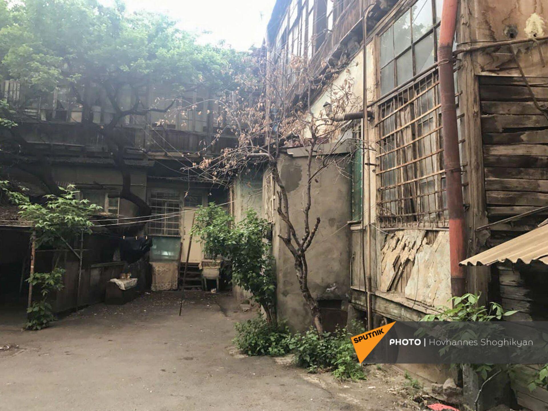 Судьба здания конца XIX века в Ереване зависит от заключения министерства - архитектор - Sputnik Армения, 1920, 13.07.2021