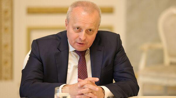 Чрезвычайный и Полномочный посол РФ в Армении Сергей Копыркин - Sputnik Արմենիա
