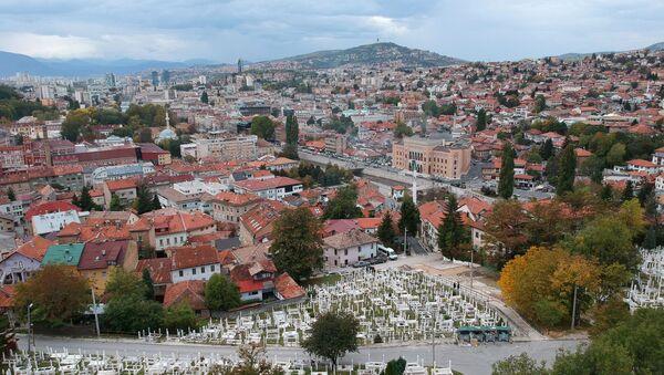 Город Сараево - Sputnik Армения