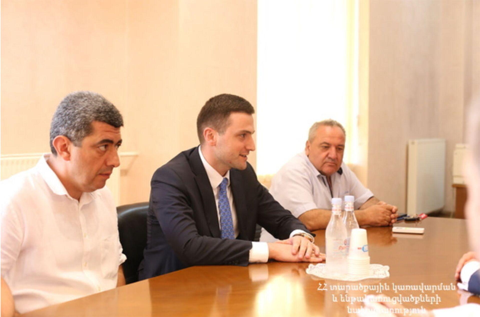 Չեխական ընկերությունն առաջարկում է վերակառուցել Ստեփանավանի օդանավակայանը - Sputnik Արմենիա, 1920, 14.07.2021