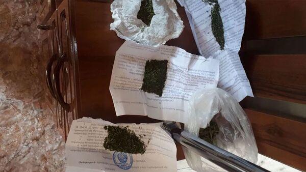 Մարխուանայի նմանվող զանգվածներն ուղարկվել են փորձաքննության. Տավուշի ոստիկանների բացահայտումը - Sputnik Արմենիա